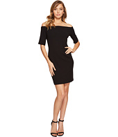Vince Camuto - Elbow Sleeve Off Shoulder Dress