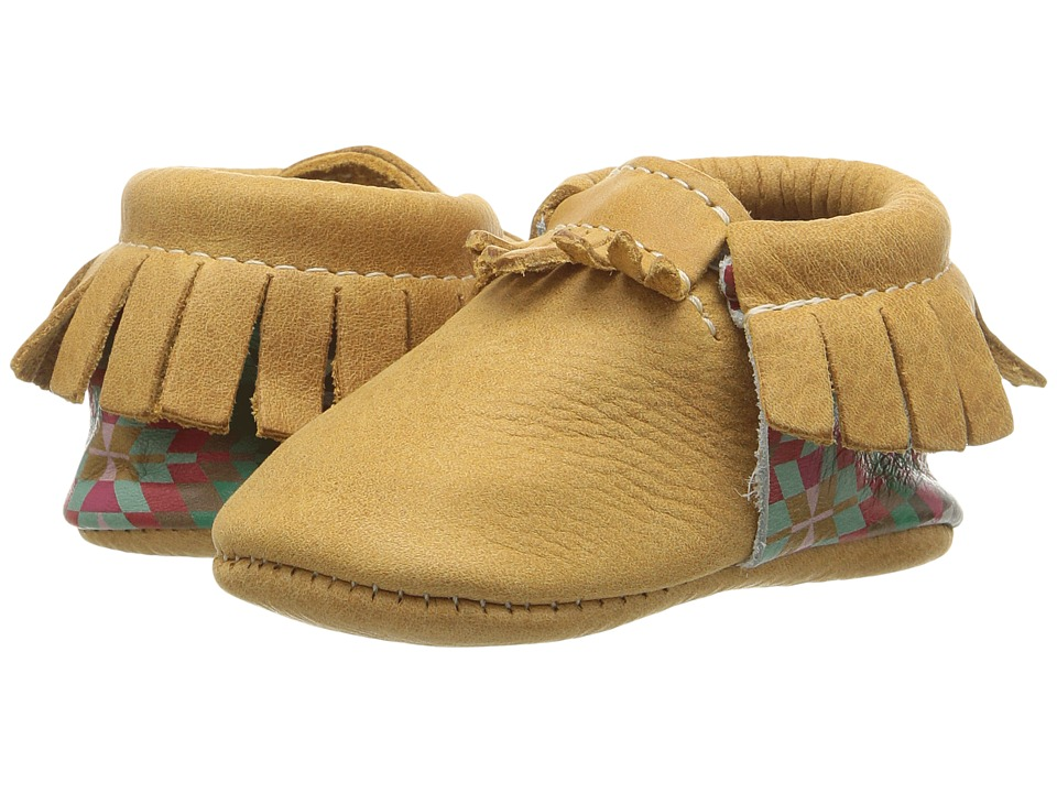Freshly Picked - Soft Sole Moccasins (Infant/Toddler) (Mesa) Kids Shoes