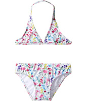 Oscar de la Renta Childrenswear - Botanical Flora Classic Bikini (Toddler/Little Kids/Big Kids)