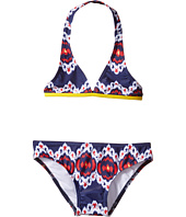 Oscar de la Renta Childrenswear - Ikat Classic Bikini (Toddler/Little Kids/Big Kids)
