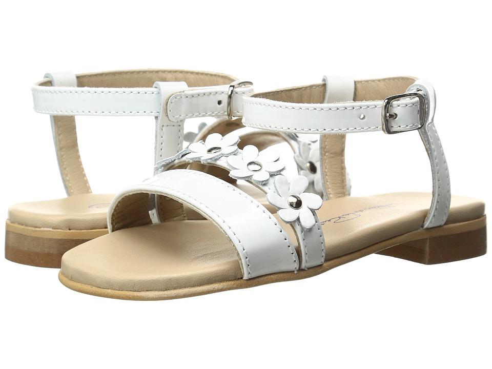 Oscar de la Renta Childrenswear - Patent Leather Strap Sandal