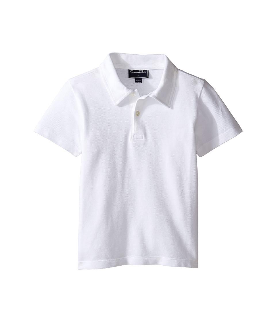 Oscar de la Renta Childrenswear - Pique Polo