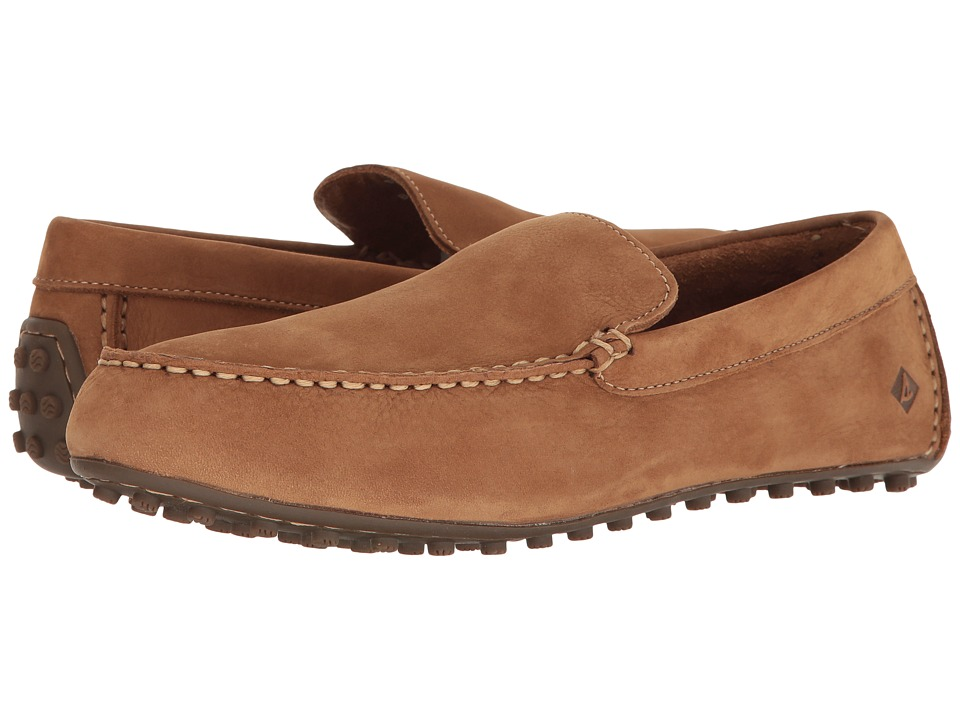 Sperry - Hamilton II Venetian (Tan) Mens Moccasin Shoes