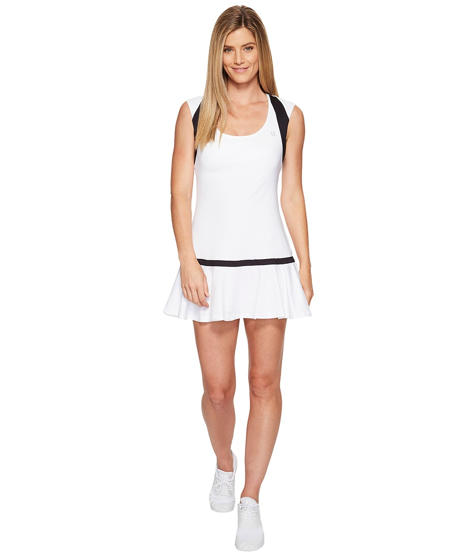 Eleven by Venus Williams - Core Game Day Dress (White) Women's Dress