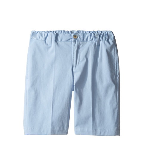 Oscar de la Renta Childrenswear Cotton Classic Shorts (Toddler/Little Kids/Big Kids)