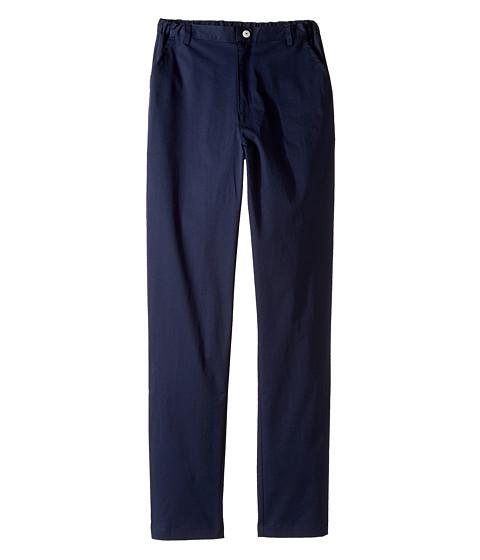 Oscar de la Renta Childrenswear Cotton Classic Slim Pants (Toddler/Little Kids/Big Kids)