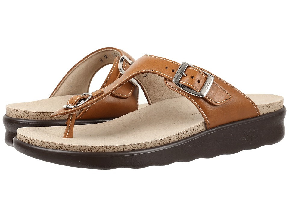 SAS - Sanibel (Caramel) Womens Shoes