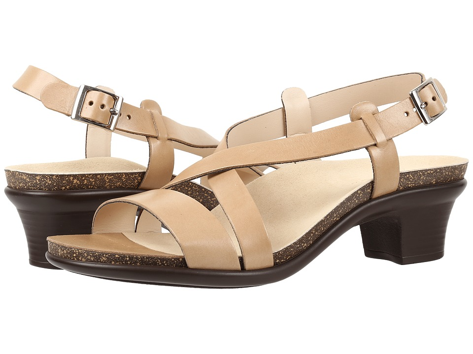 SAS Nouveau (Taupe) Women's Shoes