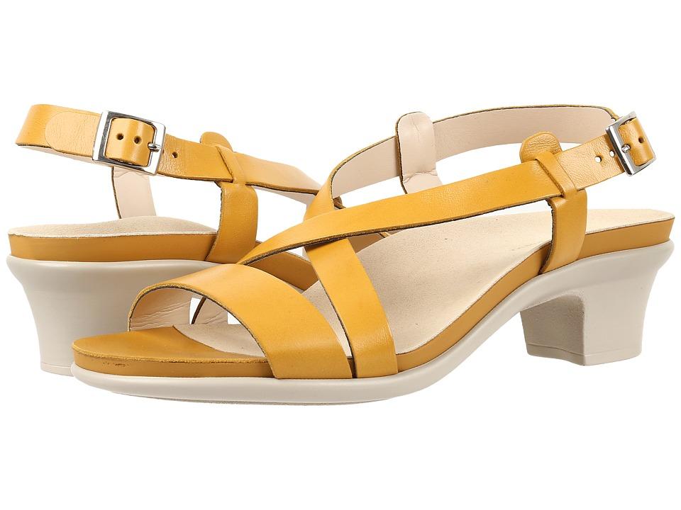 SAS - Nouveau (Mustard) Women's Shoes