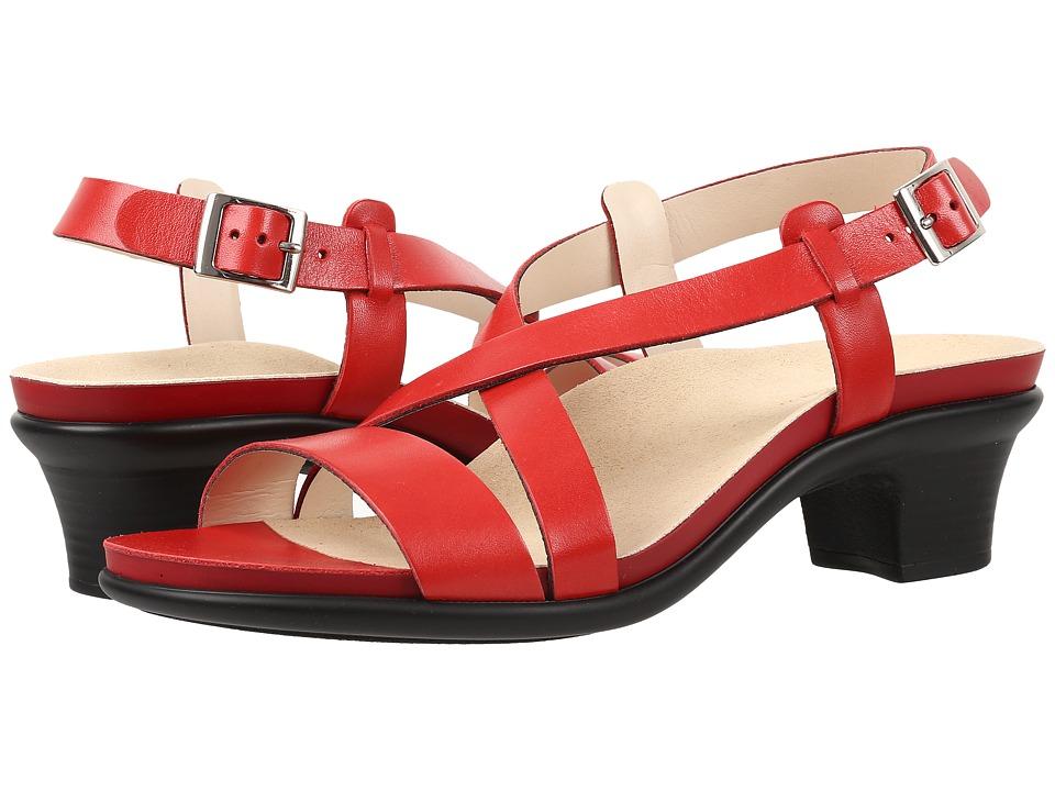 SAS - Nouveau (Alfa Red) Women's Shoes