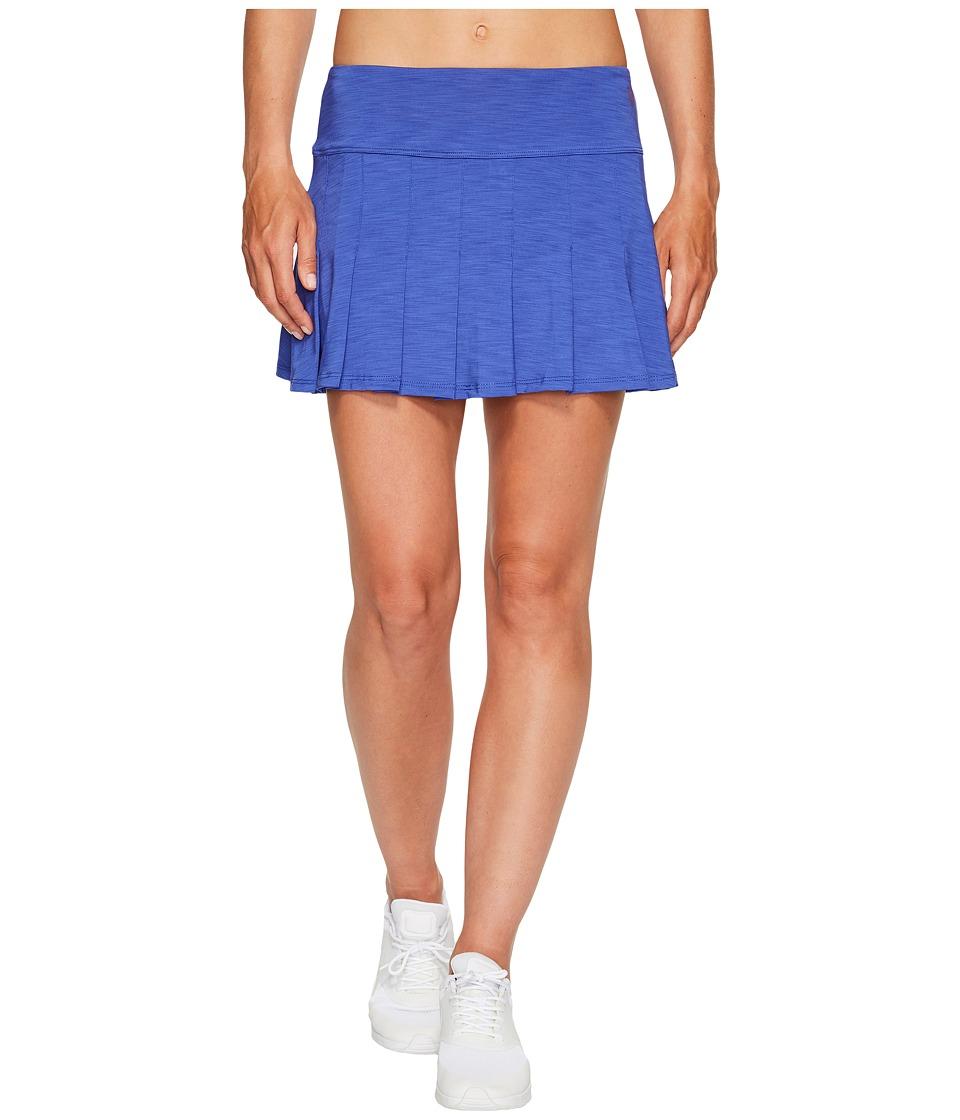 Eleven by Venus Williams Diamond 13 Flutter Skirt (Royal) Women