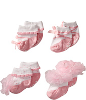 Mud Pie - First Ballet Shoes Sock Set (Infant)