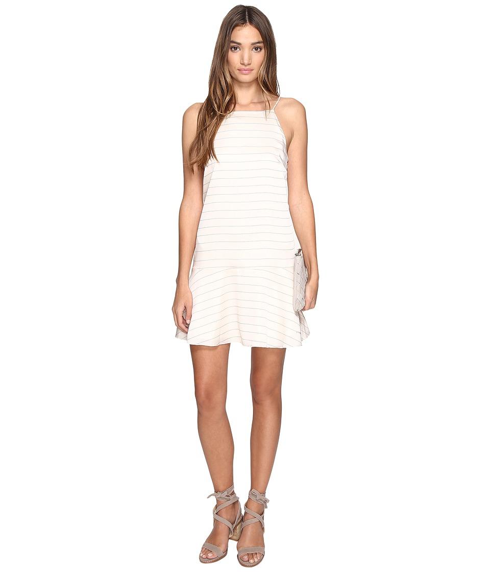 kensie Hello Goodbye Dress KS2U7229 (Light Tan Combo) Women