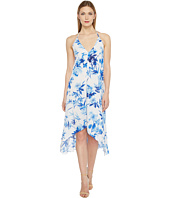 Brigitte Bailey - Julia V-Neck Halter Dress