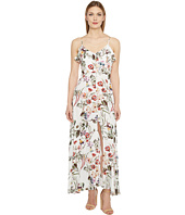 Brigitte Bailey - Aileen Spaghetti Strap Button Up Maxi Dress