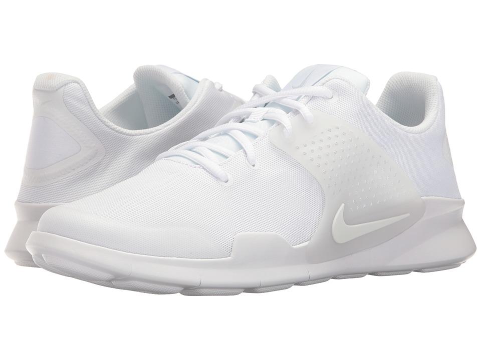 Nike Arrowz (White/White) Men