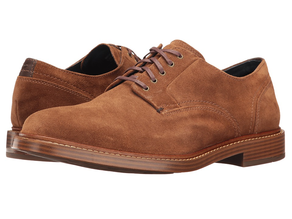 Cole Haan Adams Plain Ox (Bourbon Suede) Men