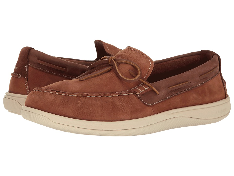 Cole Haan Boothbay Camp Moccasin (Woodbury Nubuck) Men