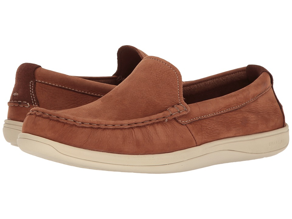 Cole Haan Boothbay Slip-On Loafer (Woodbury Nubuck) Men