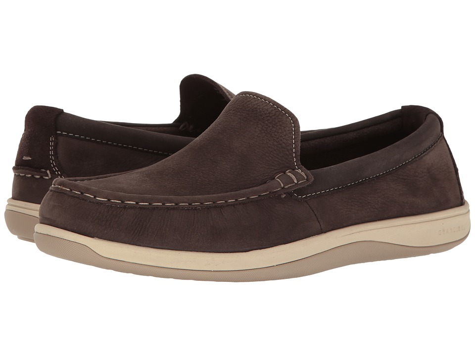 Cole Haan Boothbay Slip-On Loafer (Java Nubuck) Men