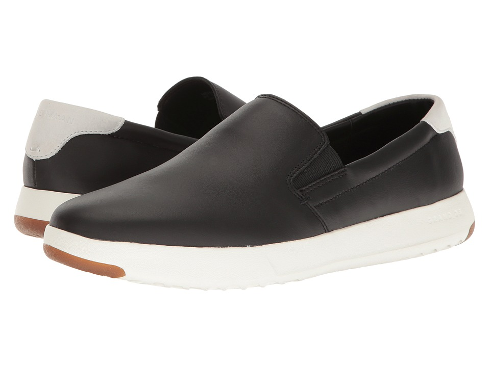 Cole Haan Grandpro Slip-On (Black) Men