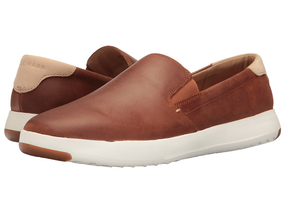 Cole Haan Grandpro Slip-On (Acorn Pull Up) Men