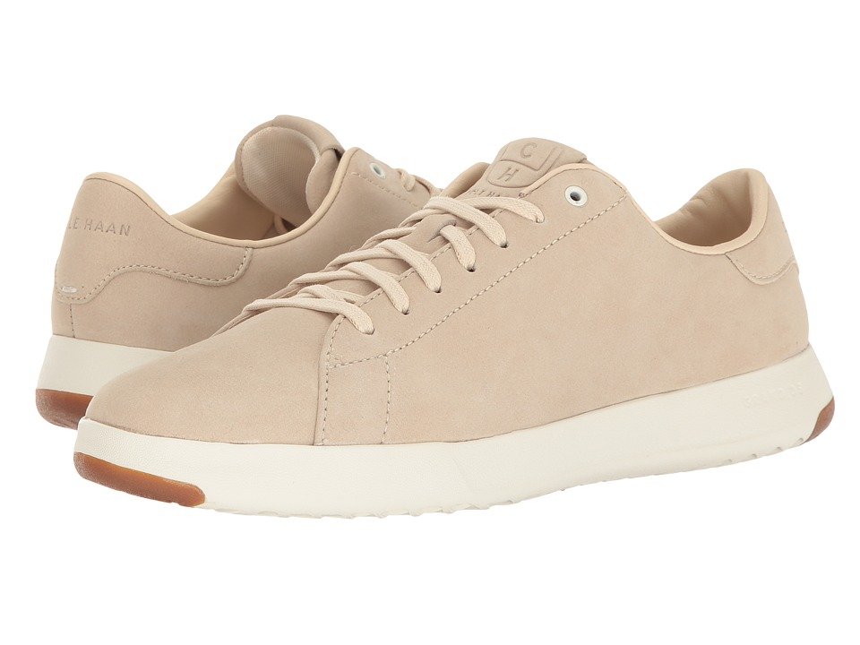 Cole Haan Grandpro Tennis (Sandshell Nubuck) Men's Shoes