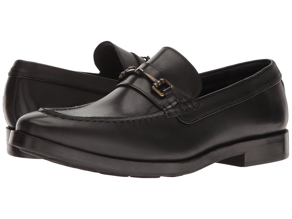 Cole Haan Hamilton Grand Bit Loafer (Black) Men