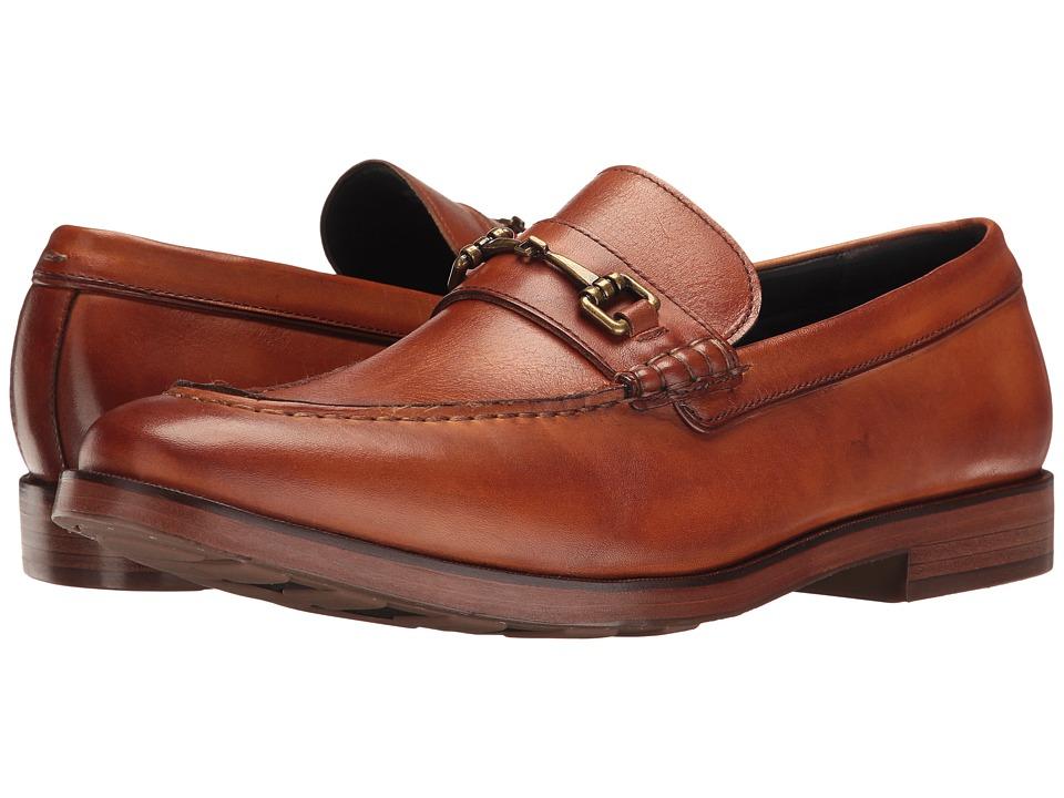 Cole Haan Hamilton Grand Bit Loafer (British Tan) Men's S...