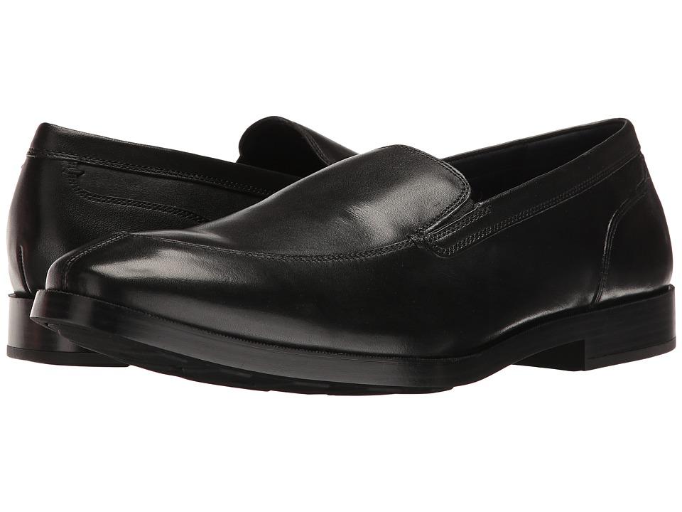 60s Mens Shoes | 70s Mens shoes – Platforms, Boots Cole Haan - Jay Grand 2 Gore Black Mens Shoes $179.95 AT vintagedancer.com