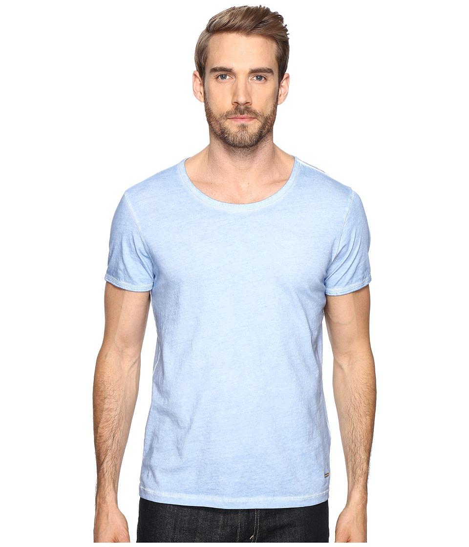 BOSS Orange Tour T-Shirt (Light Pastel/Blue) Men