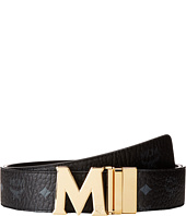 MCM - Claus Reversible Gold Buckle Belt