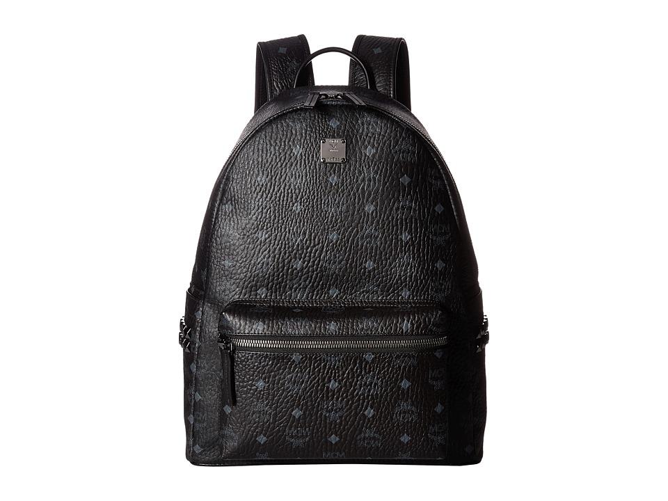 MCM - Stark Side Stud Medium Backpack