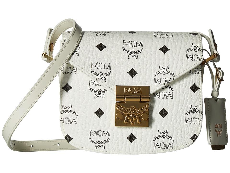 MCM - Patricia Visetos Mini Shoulder