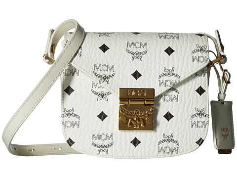 MCM Patricia Visetos Mini Shoulder