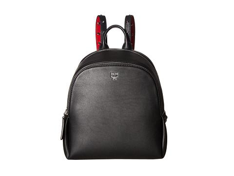 MCM Polke Studs Mini Backpack