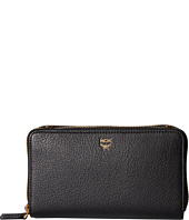 MCM - Milla Double Zip Wallet Crossbody
