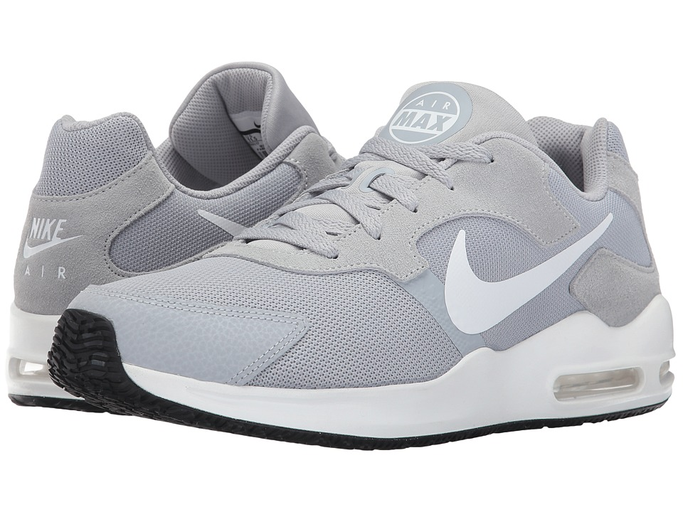 Nike - Air Max Guile (Wolf Grey/White) Men's  Shoes