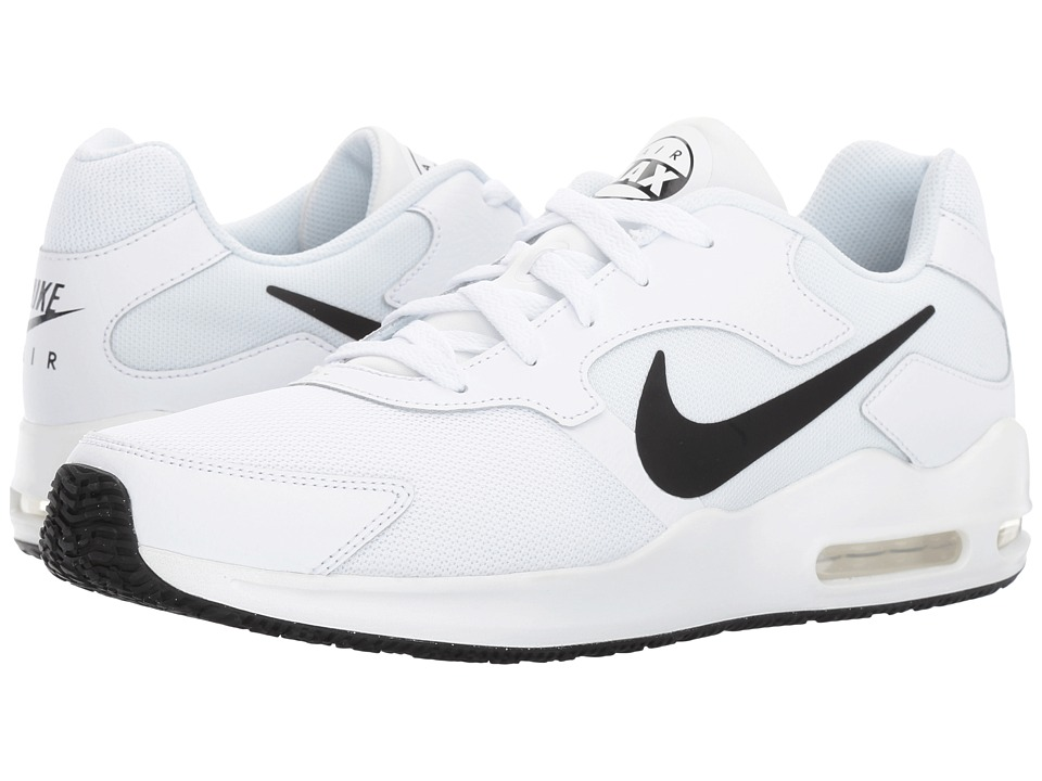 Nike Air Max Guile (White/White/Black) Men