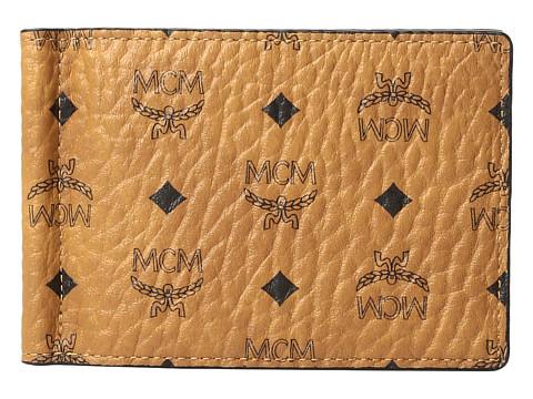 MCM Claus Money Clip - Cognac