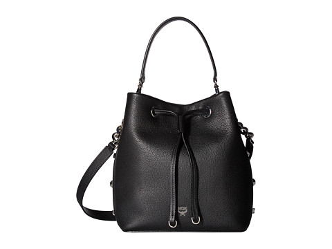MCM Catherine Small Drawstring - Black