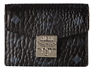 MCM - Patricia Visetos Accordion Card Mini Wallet