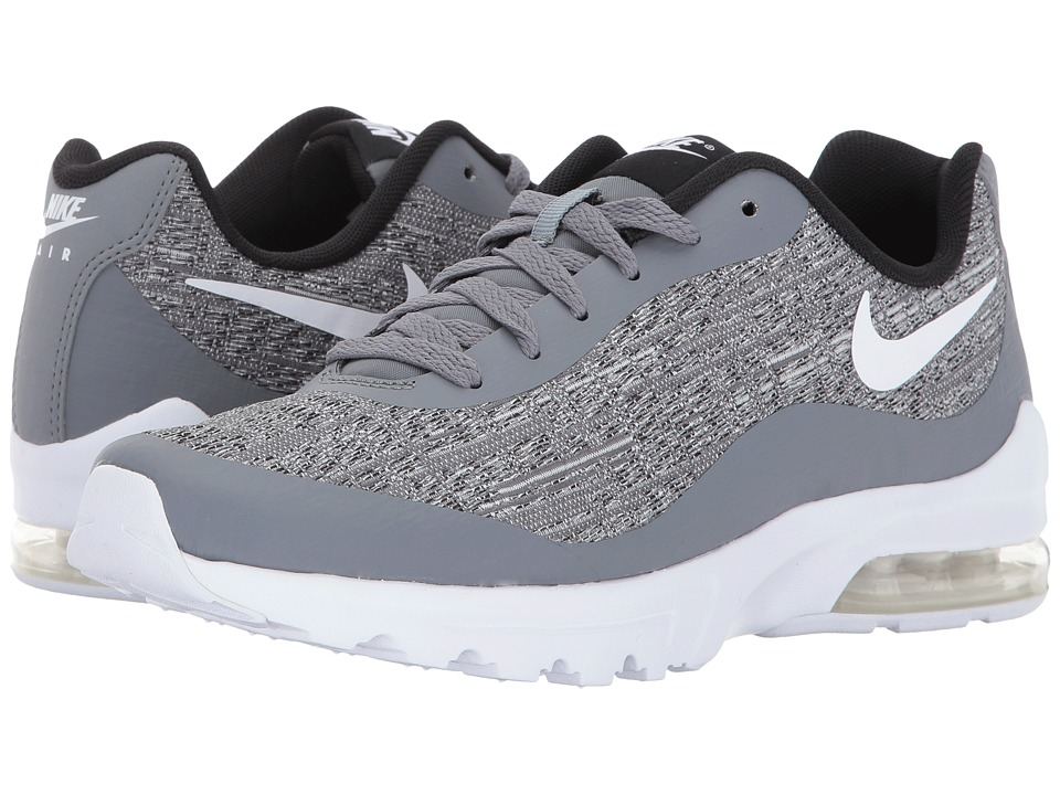 Nike Air Max Invigor Woven (Cool Grey/White/Black) Women
