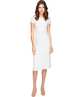 Theory - Jilaena Ribbed Viscose Dress