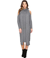 Fate - Cold Shoulder Sweater Dress