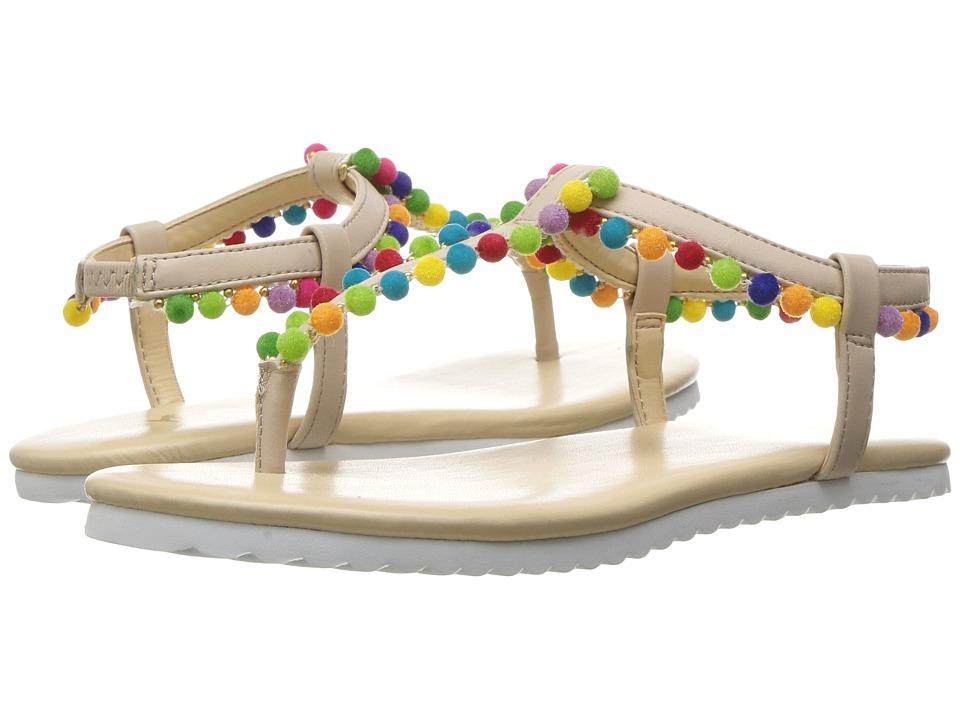 Yosi Samra Kids Miss Rhiannon (Toddler/Little Kid/Big Kid) (Creme Brulee/Multi) Girls Shoes