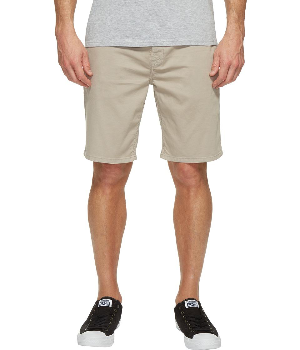 Joe's Jeans - Stevenson Color Shorts - Kinetic in Dusty Grey