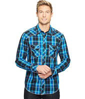Rock and Roll Cowboy - Long Sleeve Snap B2S2055