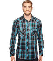 Rock and Roll Cowboy - Long Sleeve Snap B2S2064