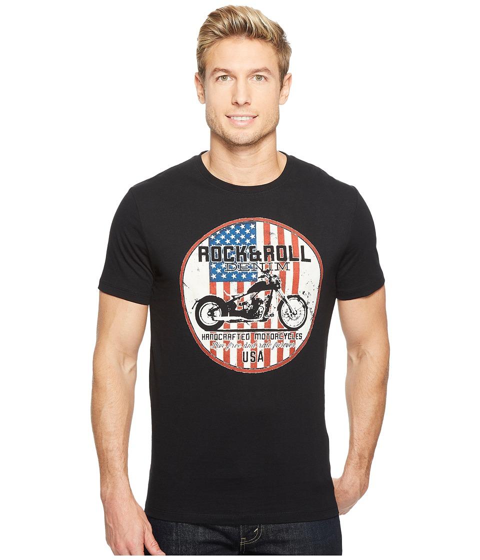 Rock and Roll Cowboy - Short Sleeve T-Shirt P9-2164